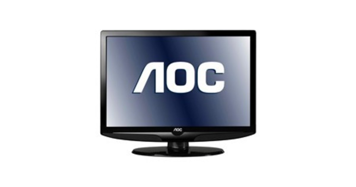 AOC tv service manuals