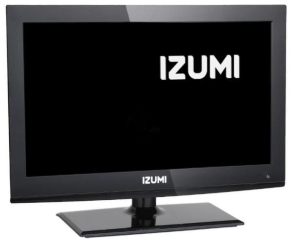 Izumi TLE19H400DB TV manuals