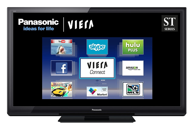 Panasonic Smart TV owner's manual PDF