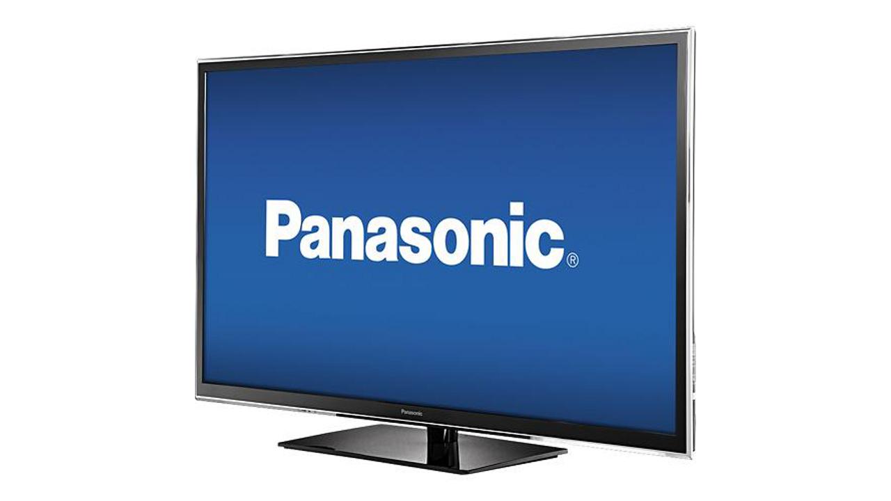 Panasonic TV service manual