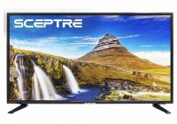 Sceptre Smart TV manuals