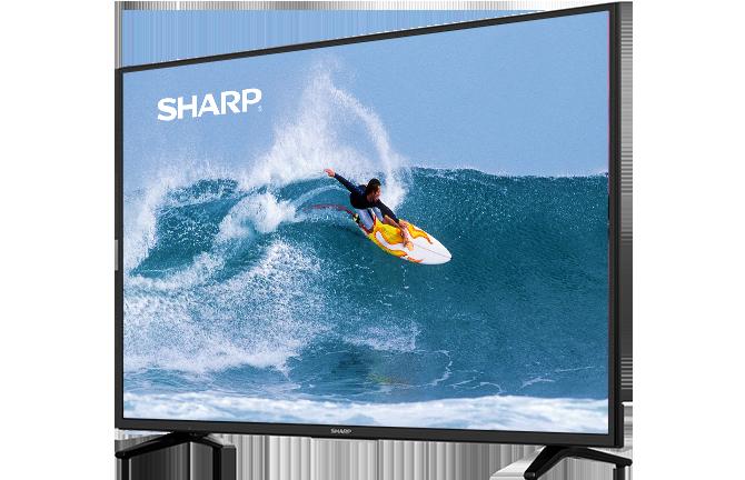 Sharp Aquos Smart TV manuals