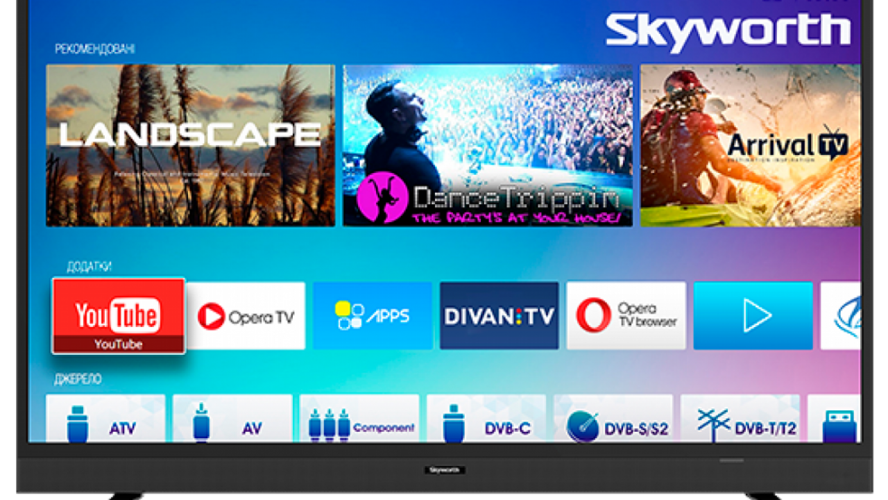 Skyworth Smart TV Service Manual and Schematic Diagrams