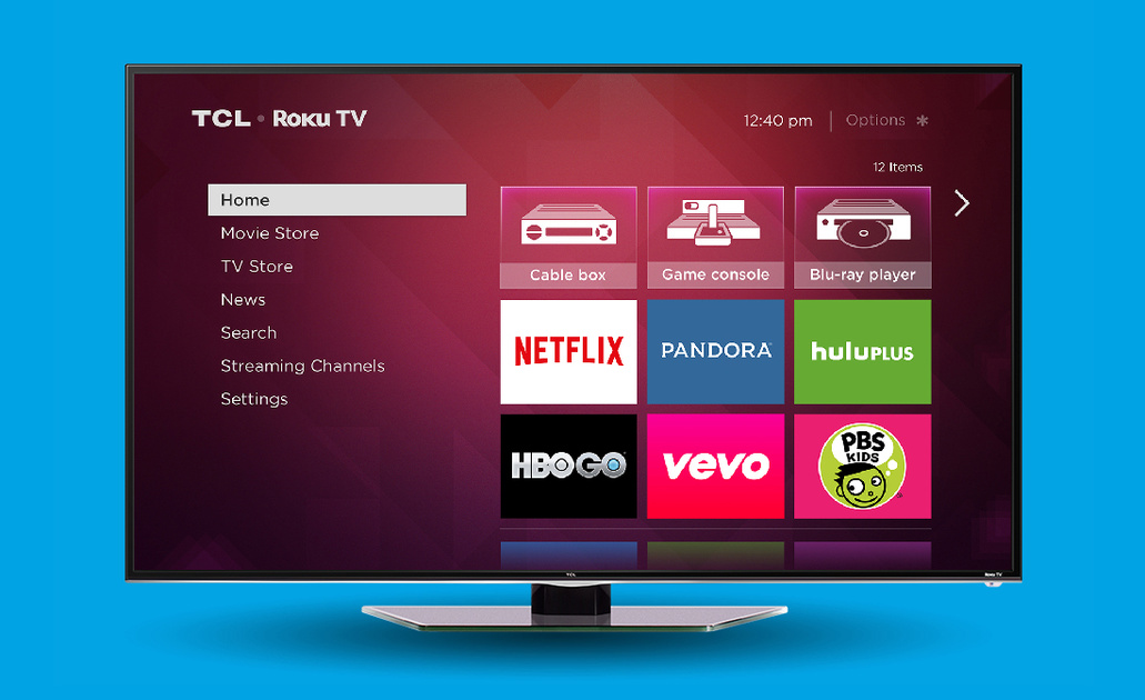 TCL Roku TV manuals