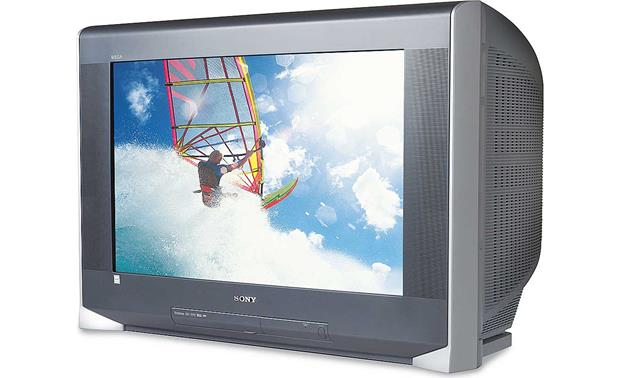 sony trinitron tv manual